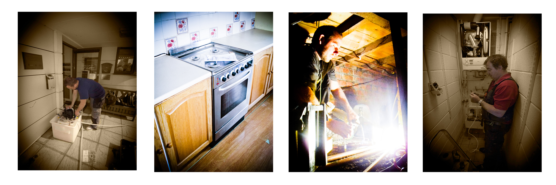 Combi Boiler installation Bristol